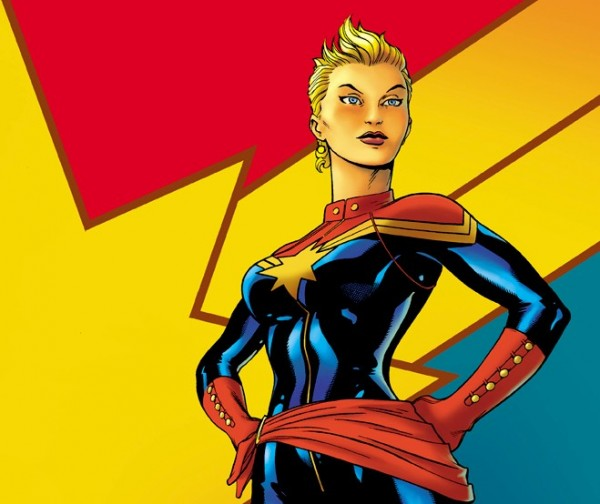 Female - Captain marvel