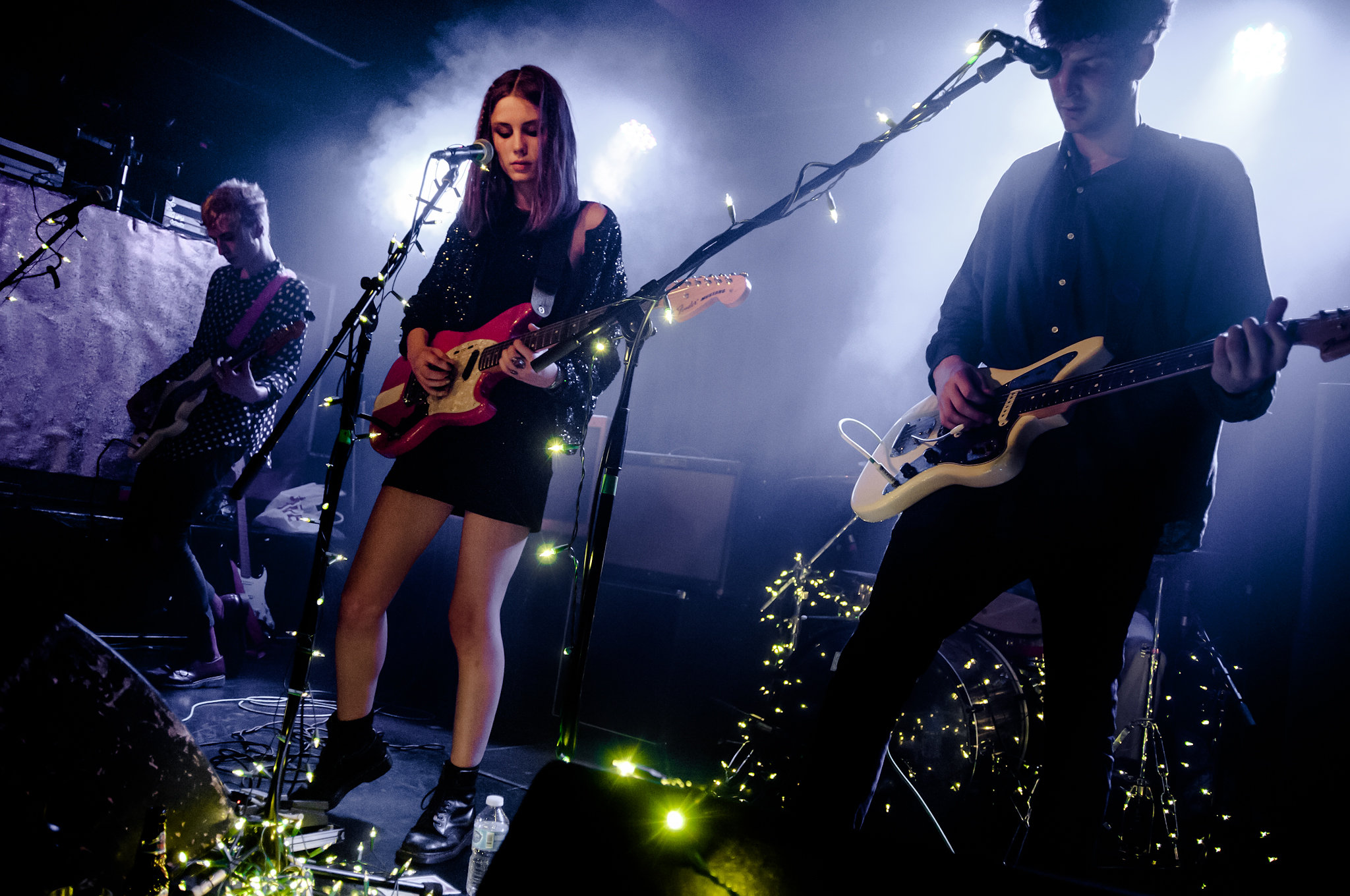 Live Review: Wolf Alic...