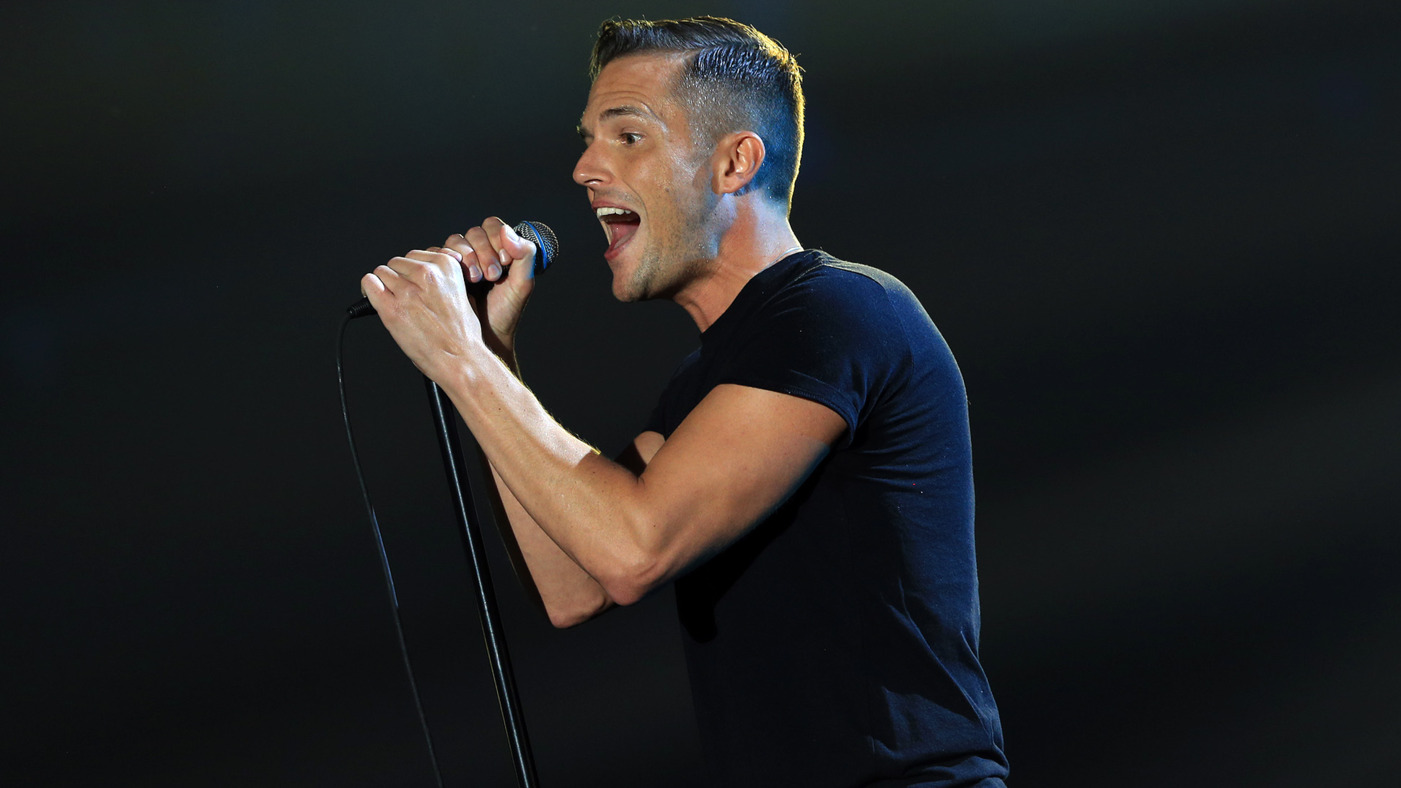 Album Review Brandon Flowers The Desired Effect Redbrick