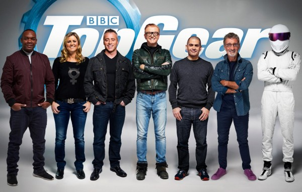 The full line-up of new presenters