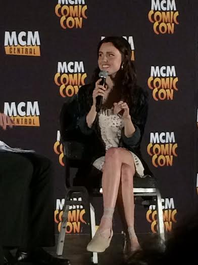 Poppy Drayton answers fans' questions