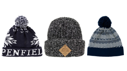 Male Winter Clothing Essentials