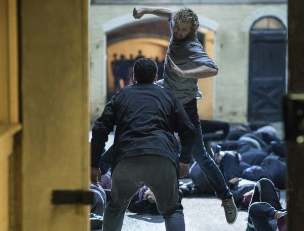 Iron Fist co-creator defends the show against whitewashing controversy