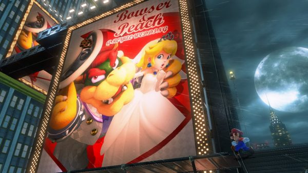 Japanese Mario Odyssey trailer offers glimpse at two-player and help modes