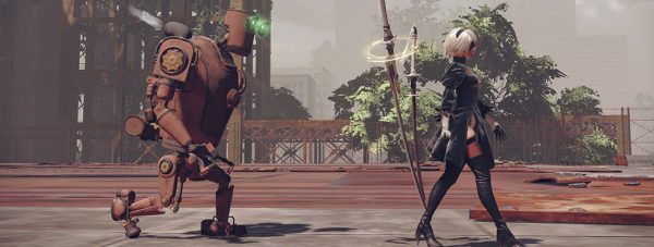 neir automata, games of the year