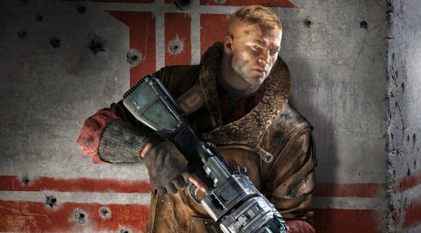 Wolfenstein 2: the new colossus, games of the year