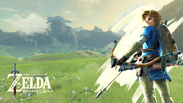 Zelda breath of the wild, games of the year