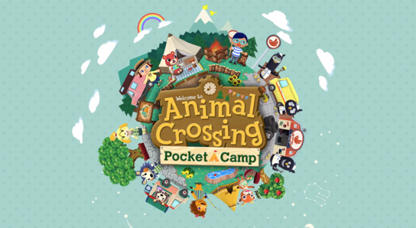 animal crossing pocket camp, games of the year
