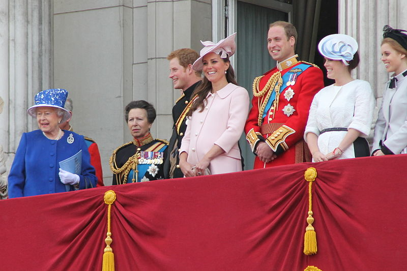 Royalty and fashion
