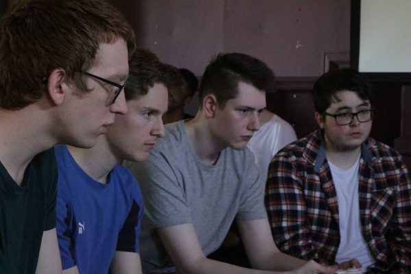 Melee in Selly: champions of the Super Smash Bros Melee competition show their prowess
