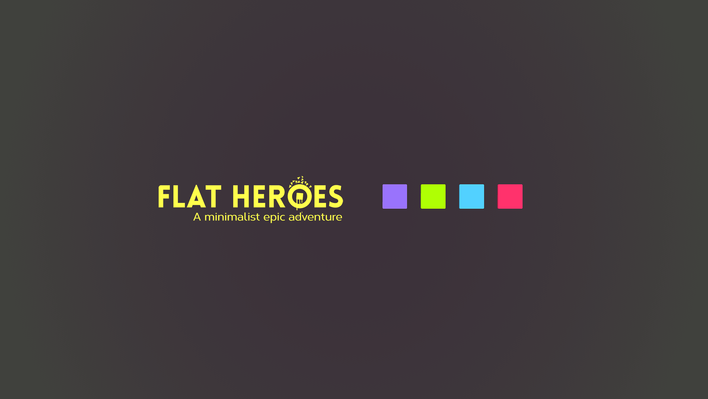 Flat Heroes pits players against each other in mad multiplayer action.