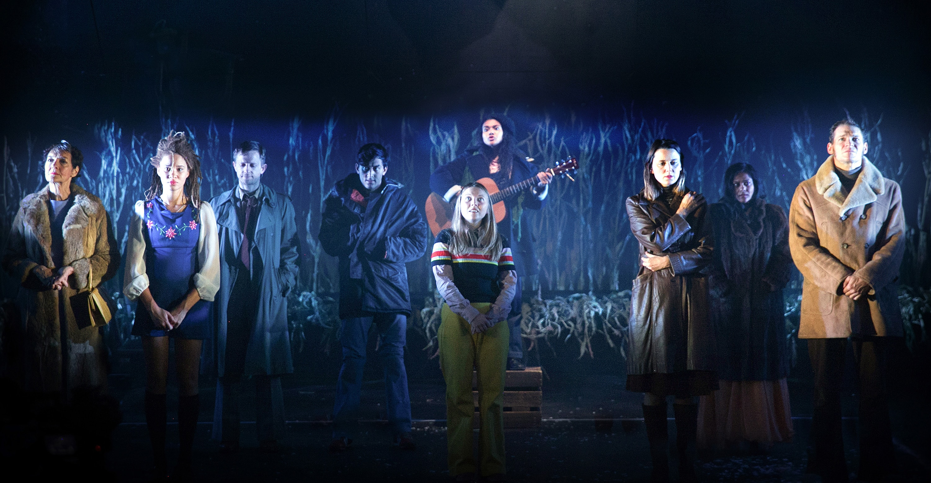 Review The Lovely Bones At The Rep Redbrick