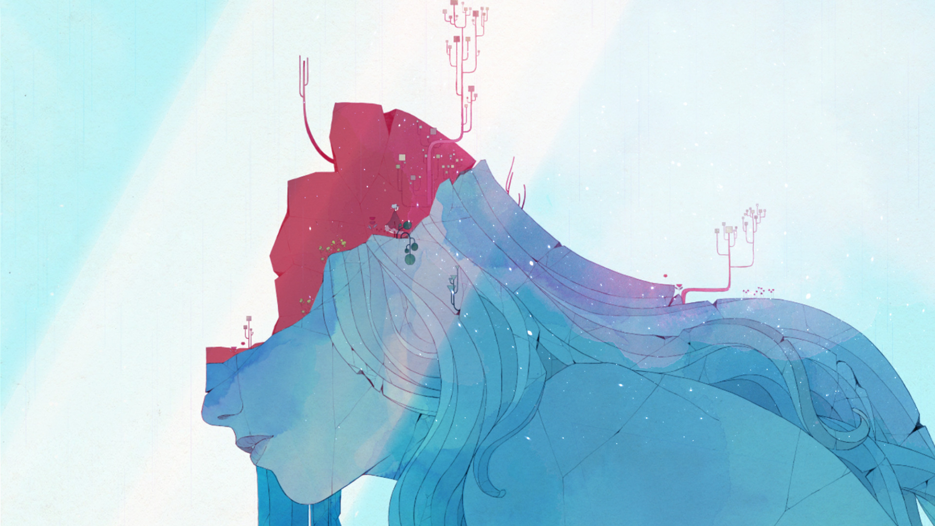 GRIS is a stunning example of gaming as art
