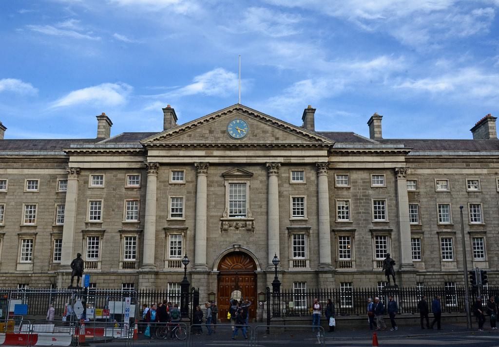 New Partnership Signed Between UoB and Trinity College Dublin | Redbrick