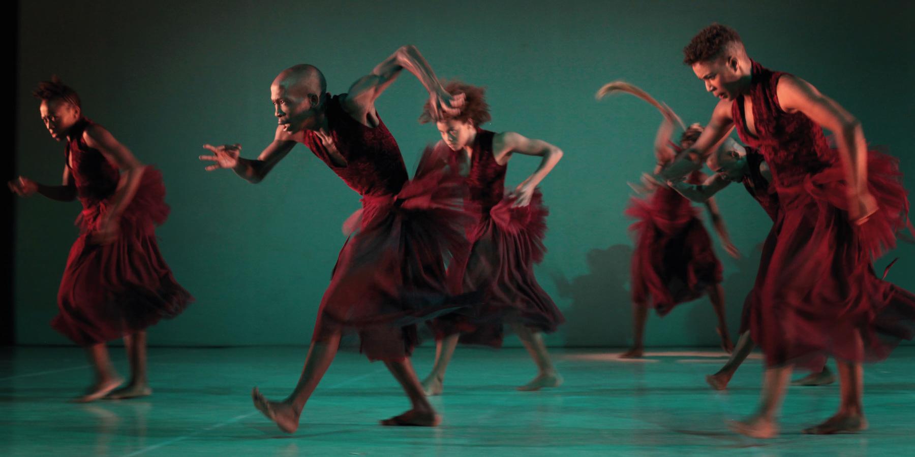 ballet performers, Dada Masilo's Giselle