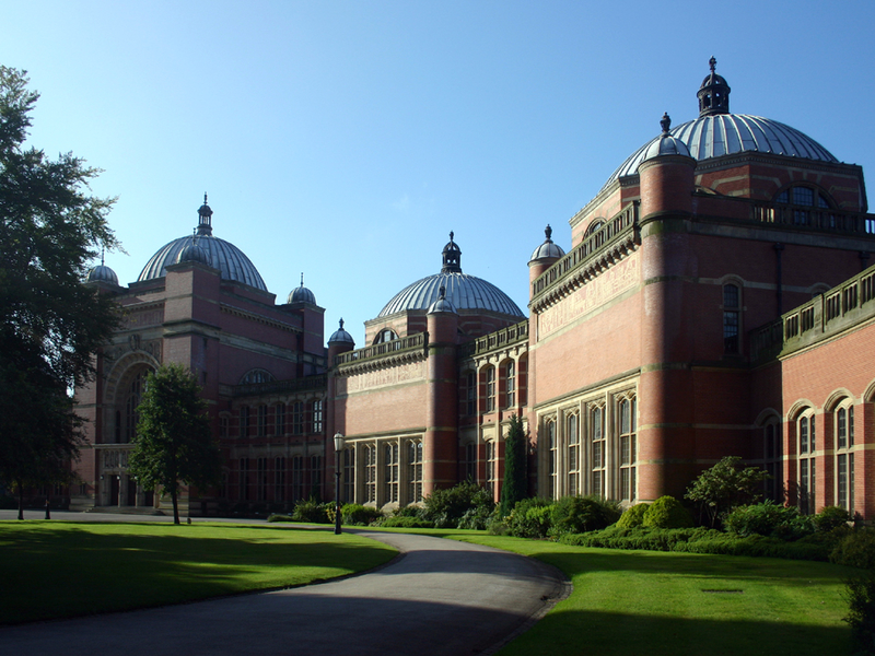 The Aston Webb building at the University of Birmingham's Edgbaston campus