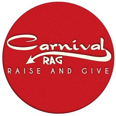 red carnival rag logo