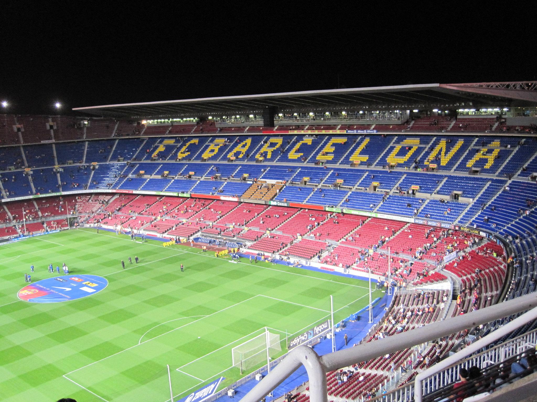 FC Barcelona's Camp Nou