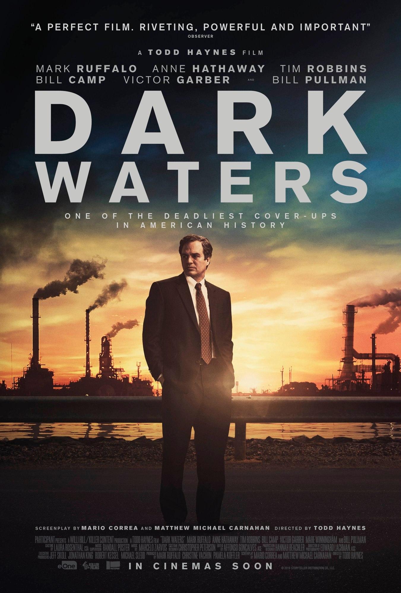 Review: Dark Waters | Redbrick Film